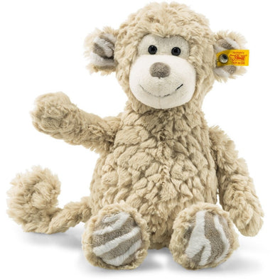 Steiff 060298 Steiff Soft Cuddly Friends Bingo Monkey  30cm