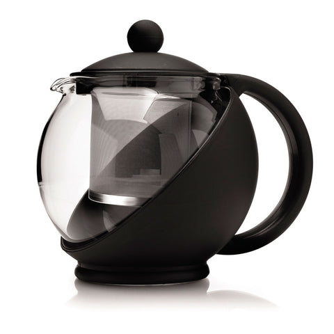 CKS D06 Glass Teapot With Infuser  2 Cup