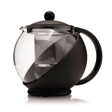 Kilo D07 Glass Teapot With Infuser  4 Cup