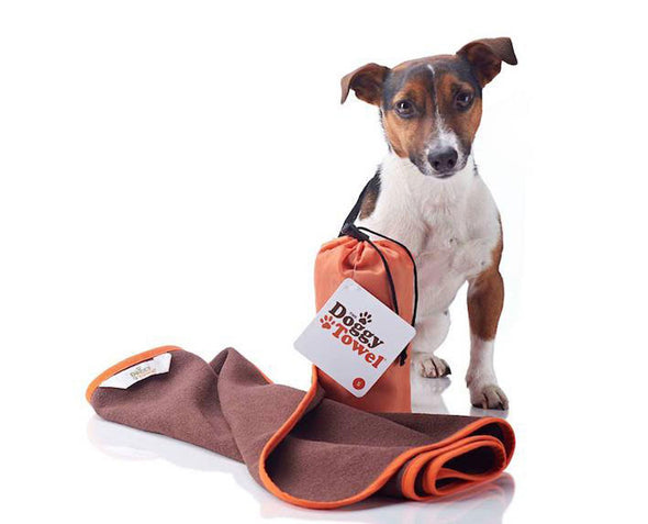Microfibre Doggy Towel : Quick Dry Dog Towel