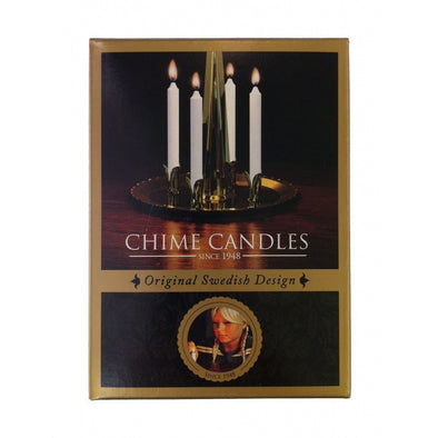 Original Angel Chimes Candles : Pack Of 20