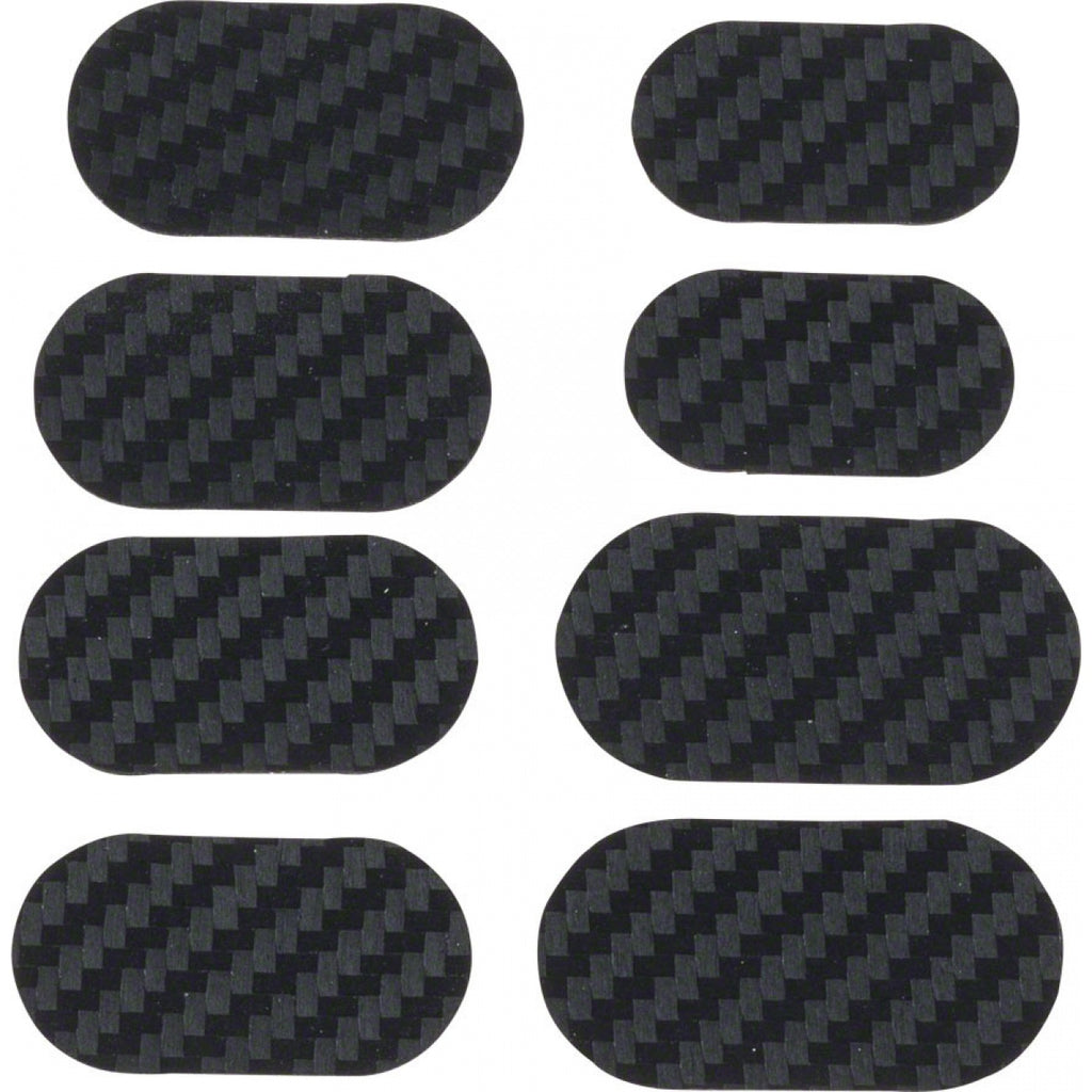 Lizard Skins LS-76710 Lizard Skins Bike Frame Patch Kit  Carbon Leather