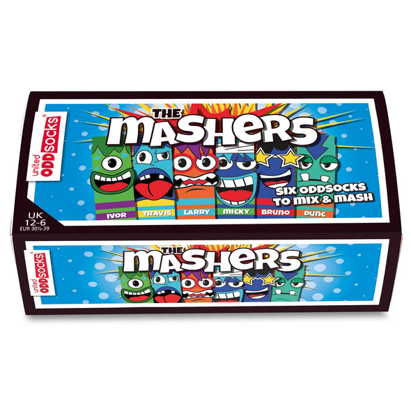 Box for United Odd Socks MASHERS