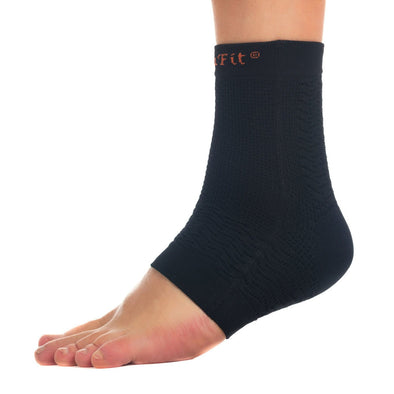 ABSOLUTE 360 45001lgbkx Absolute 360 IR Ankle Support  Black  Large