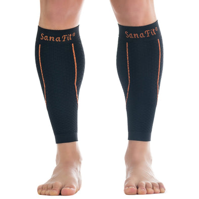ABSOLUTE 360 45002lgbkx Absolute 360 IR Calf Sleeves  Black  Large