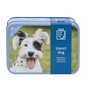 Apples To Pears 101222 Travel Dog Kit In A Tin