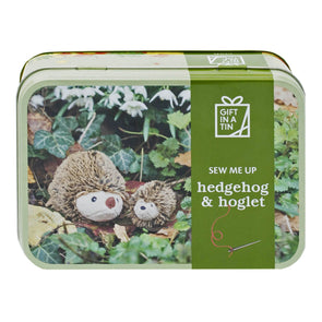 Apples To Pears 101286 Sew Me Up Hedgehog  Hoglet
