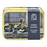 Apples To Pears 101295 Triple Trucks In A Tin