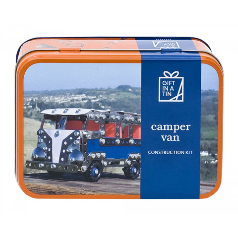 Apples To Pears 101296 Build Your Own Camper Van In A Tin