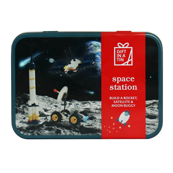 Apples To Pears 101314 Space Station in a Tin