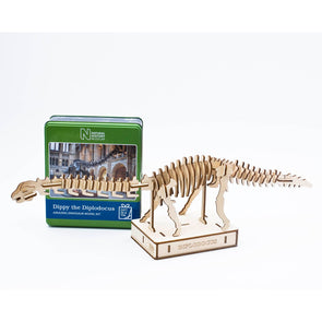 Apples To Pears 104102 Dippy the Diplodocus Model Kit