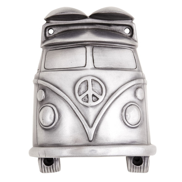 Beer Buddies BB10SIL Beer Buddlies Classic VW Campervan Bottle Opener  Silver