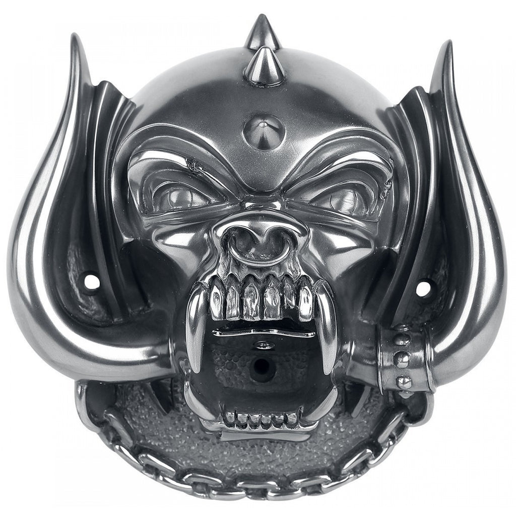Beer Buddies BB43GM Beer Buddies Bottle Opener  Motrhead Snaggletooth  Metallic Gunmetal