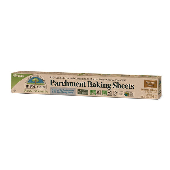 If You Care 153J25013 If You Care FSC Certified Parchment Baking Paper Sheets