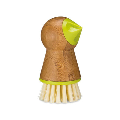 Full Circle 20FC11124 Full Circle Tater Mate Eye Removing Potato Scrubber  Green