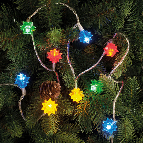 Festive Productions P012173 100 LED Flower Light String