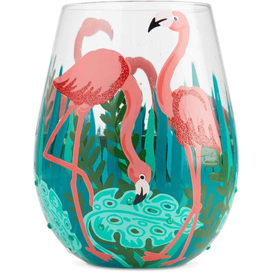 Lolita 6004761 Fancy Flamingo Glass