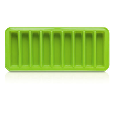 Zeal J251L Silicone Baby Food Freezer tray  Green