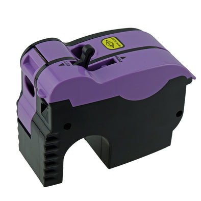 MoTEX MTX-03 EP Easy Tape SemiAutomatic Tape Dispenser  Elephant  Purple