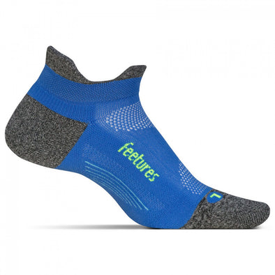 Feetures FE-121298 FEETURES Running Socks  Elite Light Cushion  NST  True Blue  XL