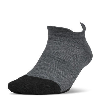Feetures FE-123612 Feetures  Merino 10  Ultra Light  NST  Gray  XL