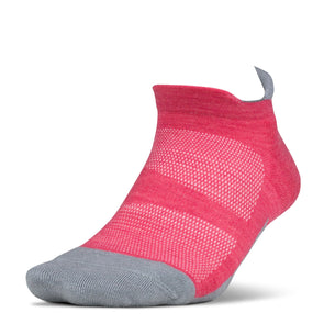 Feetures FE-123674 Feetures  Merino 10  Ultra Light  NST  Coral  L