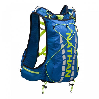 Nathan NA-91181 Nathan Vaporair Mens Race Vest Hydration Pack  Electric Blue  SM