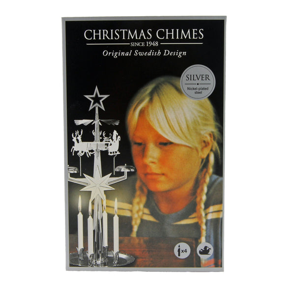 Original Christmas Chimes : Nickel