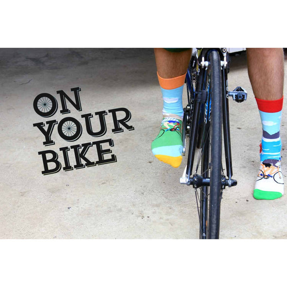 United Odd Socks CYCLE lifestyle picture 3