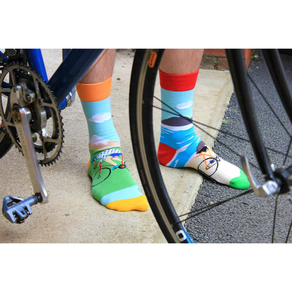 United Odd Socks CYCLE lifestyle picture 4