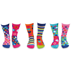 United Odd Socks DORY Hop Skip  Funk Odd Socks  Junior Child Size UK 1255