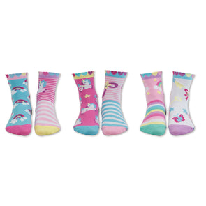 United Odd Socks FAIRY Fairytale Friends Odd Socks  Child Size UK 912