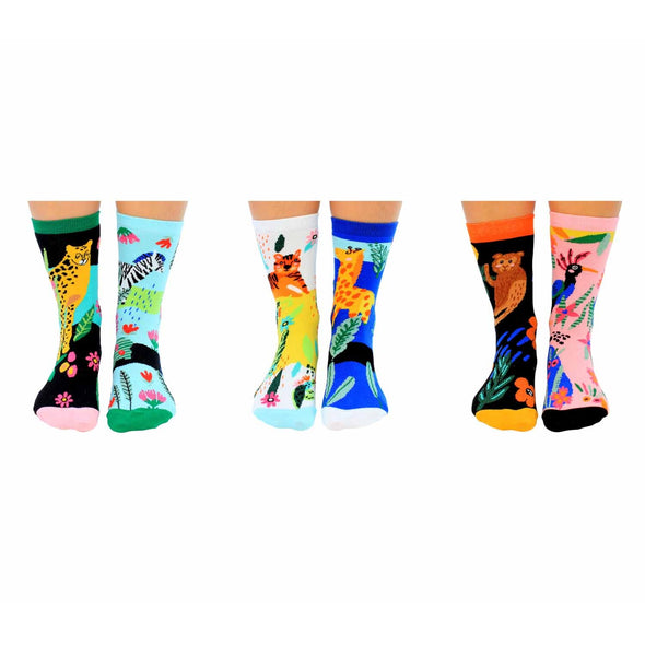 United Odd Socks JUNGLE lifestyle picture 2