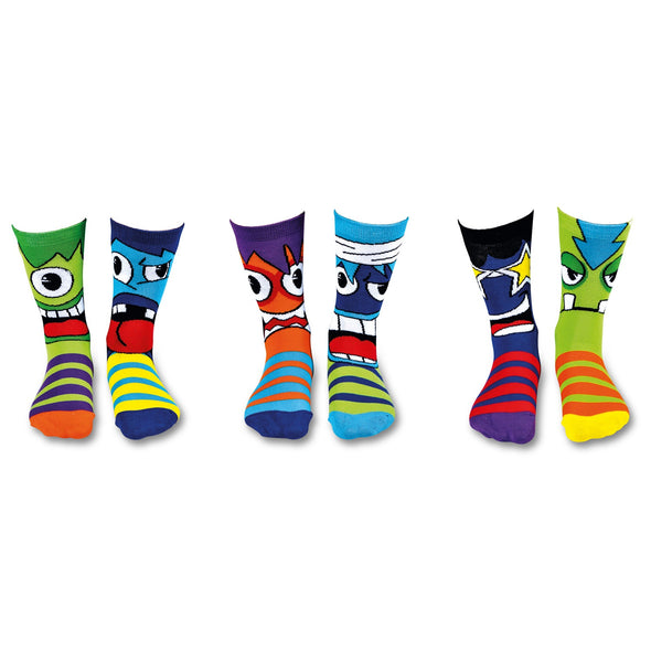 United Odd Socks MASHERS Mashers Odd Socks  Junior Child Size UK 126