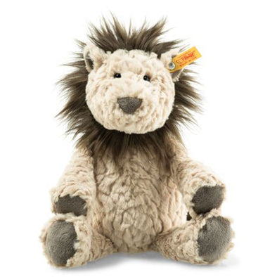 Steiff 065682 Steiff Soft Cuddly Friends Lionel Lion  Beige  Brown  30cm
