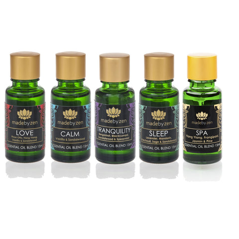 Aromatherapy Purity Signature Oils : Calming