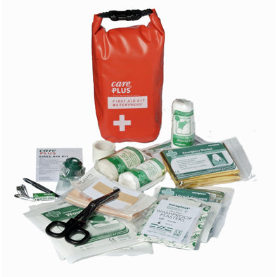 Care Plus 38361 First Aid Kit  Waterproof