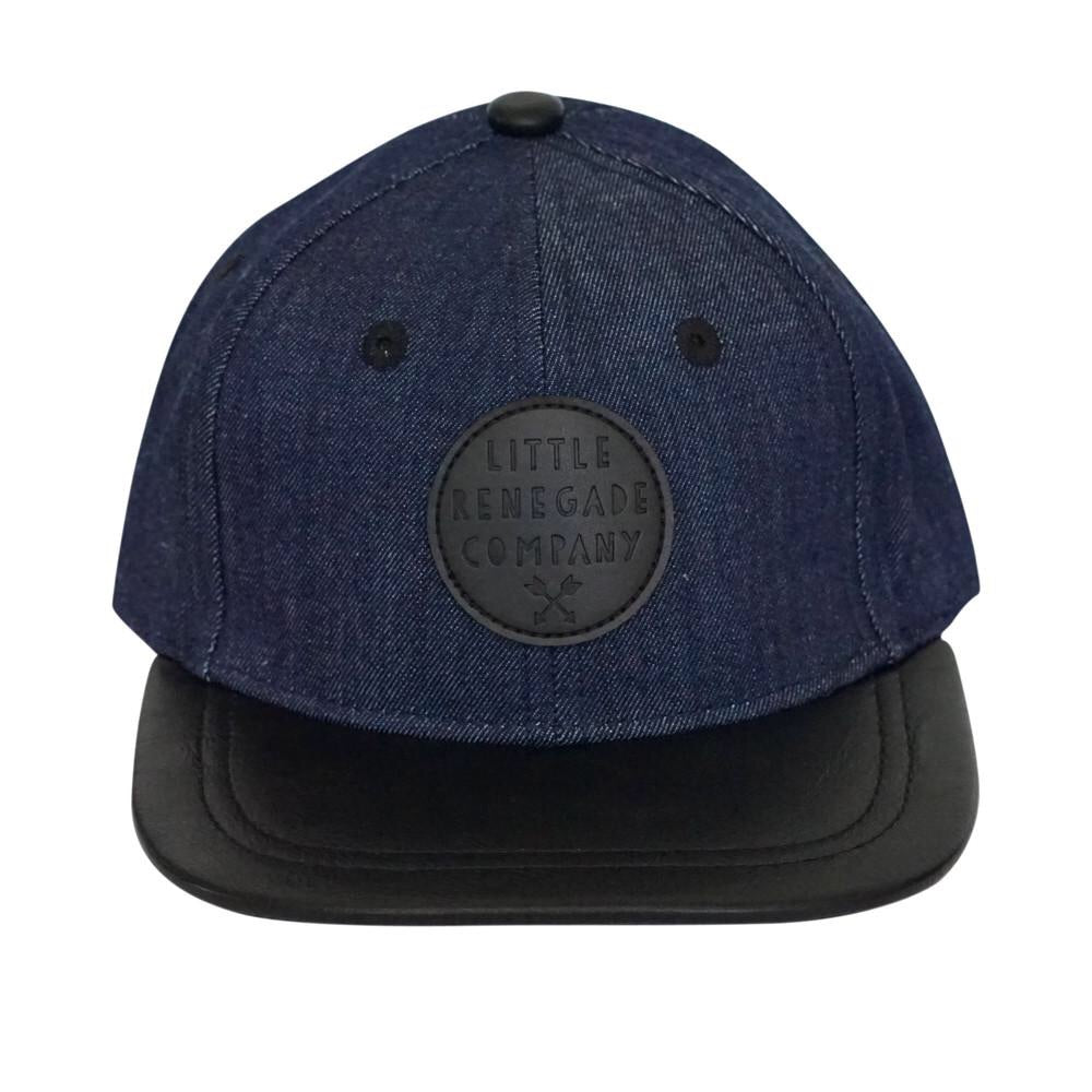 Midnight Denim Cap