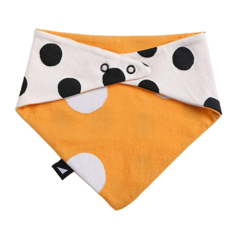 Spotty Reversible Bibdana