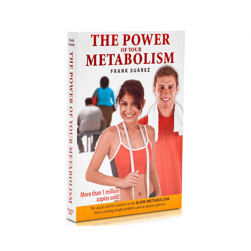 Metabolismo Book Paper Back Book The Power of Your Metabolism (English Edition)