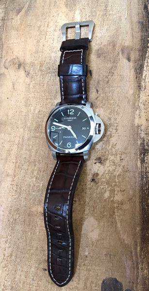 Panerai Luminor 1950 GMT - box and papers