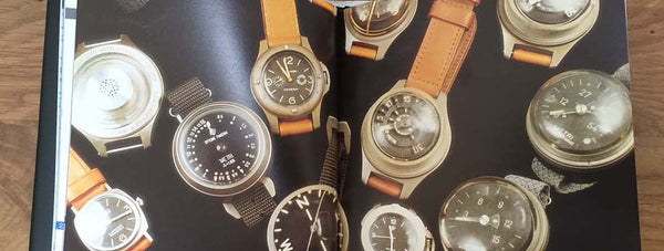 Officine Panerai - Legendary Watches hardback by Giampiero Negretti