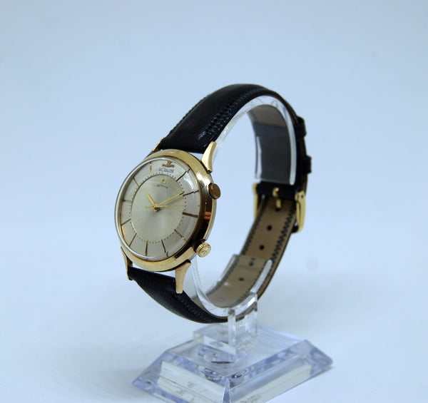 Vintage Jaeger leCoultre Memovox with free shipping