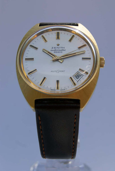 Zenith Autosport automatic vintage dress watch