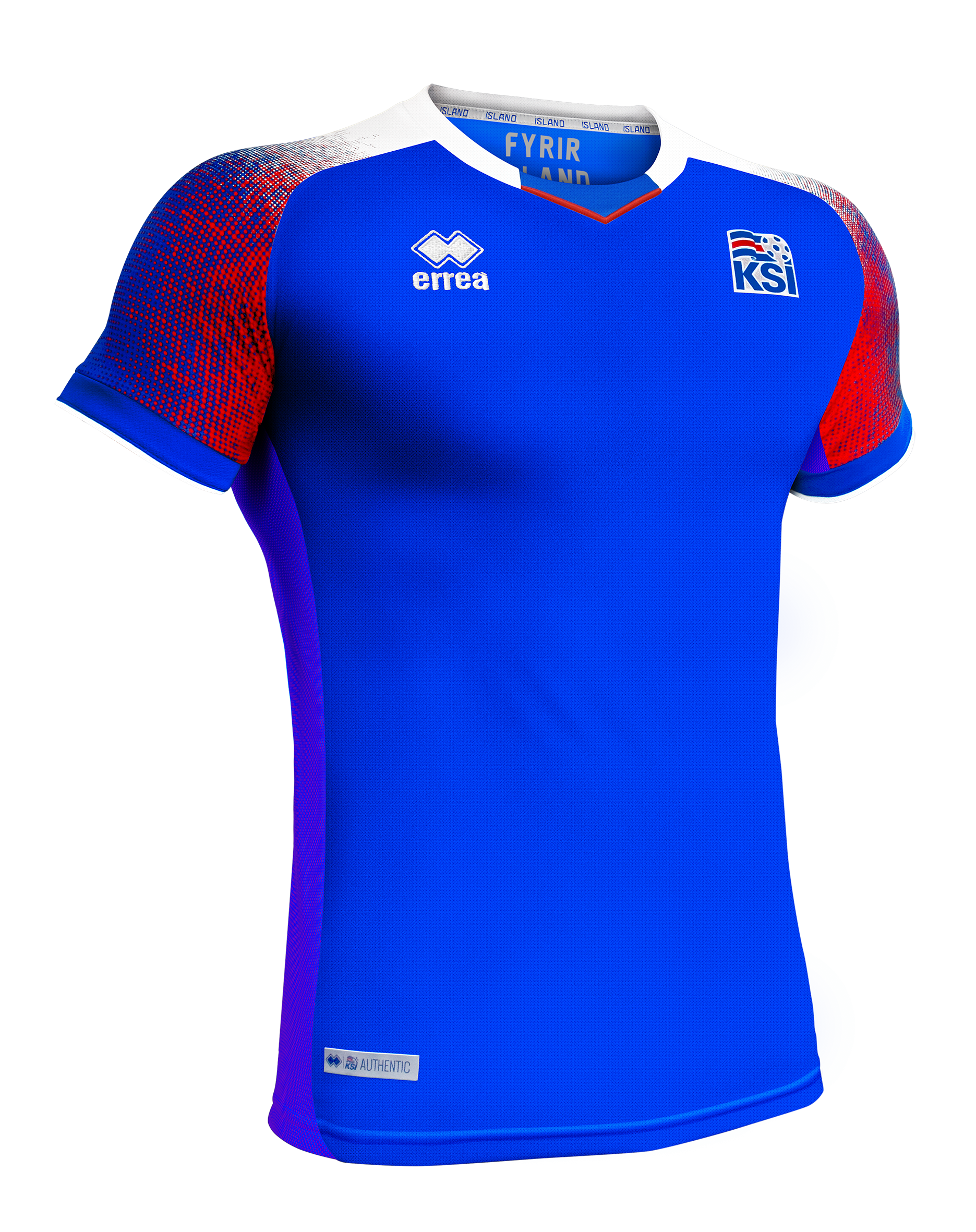 sports shoes 4268e 1e68a Iceland World Cup 2018 Official Home Jersey