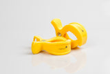 2er Clips - yellow