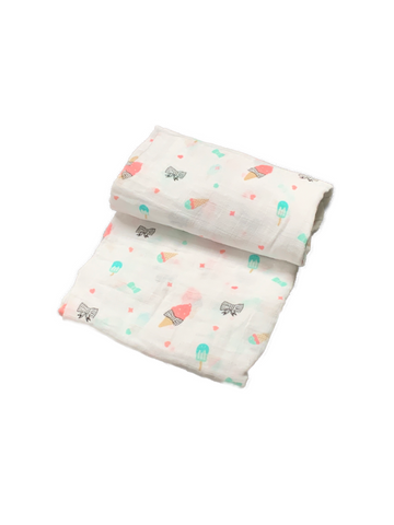 Mini Swaddle - icecream