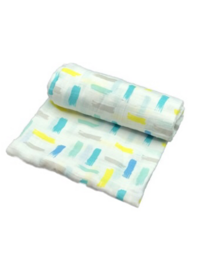 Mini Swaddle - stripes
