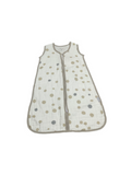 Sleeping Bag - dots beige & grey
