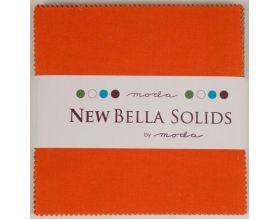Bella Solids Charm Pack